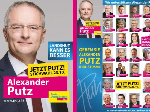 Alexander Putz | Wahlkampf 2016
