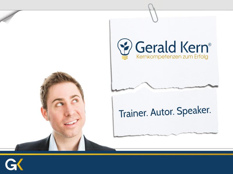 Gerald Kern | Business Coach